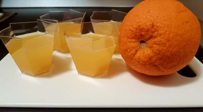 3 Ingredient Orange Jello – AIP and Paleo
